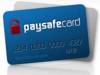 paysafeCard Zahlungsmethode