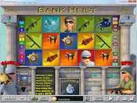Bank Heist Slot