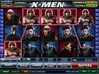 XMen Spielautomat