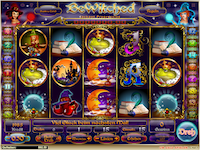 Bewitched Spielautomat