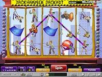 Jackhammer Jackpot Slot