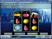 Metropolis Spielautomat