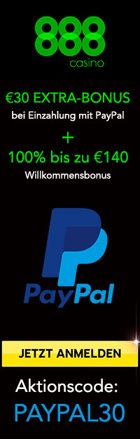 30 € EXTRA mit PayPal