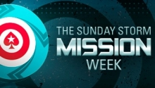 Die Sunday Storm Mission Week auf Pokerstars