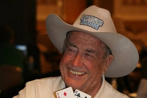 Pokerlegende Doyle Brunson