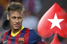 Pokerstars sponsort Neymar Jr
