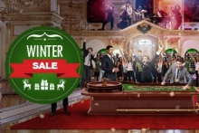 Mr Greens Winter Sale 2015 Promotion