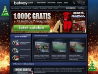 Betway Weihnachts Promo