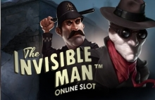 800 Freispiele am Invisible Man Slot