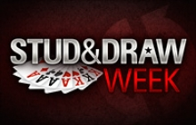 Pokerstars Stud and Draw Poker Week